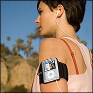 Belkin Sport Armband Case For 3rd Generation Ipod Nano