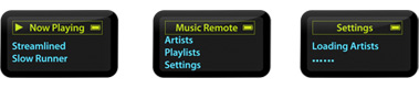 DLO HomeDock Music Remote 2 Way RF iPod remote