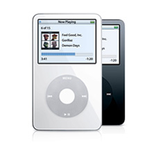 iPod Video 5th Generation