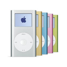 iPod mini accessories