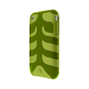 SwitchEasy Rebel iPhone Case for iPhone 3G and 3GS Olive SW-CAP-REB-O