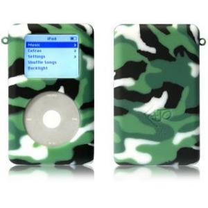 1st Snow Special Edition iPod Case for 20GB/30GB Click Wheel iPod