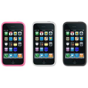 ezGear ezSkin Landau Cases for iPhone 3G