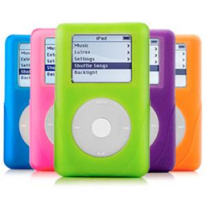 iSkin eVo2 for 4th Generation iPod