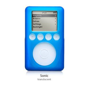 iSkin eVo for 3rd Generation iPod