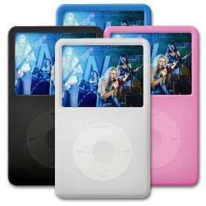 ezGear ezSkin Cases for iPod classic
