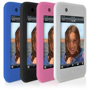 ezGear ezSkin Cases for iPod touch