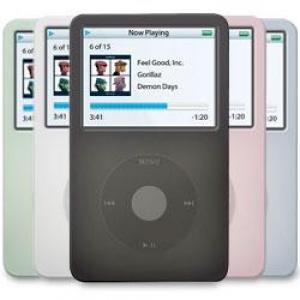 ezGear ezSkin Cases for 5th Gen Video iPod