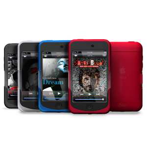 iSkin touch Duo Case for iPod touch 2G