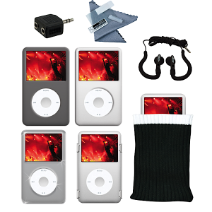 iSound 10 in 1 Kit for iPod classic 80GB & 120GB