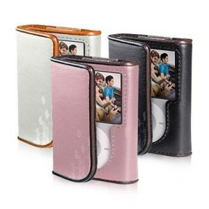 Belkin Leather Folio Case for 3rd Gen iPod nano