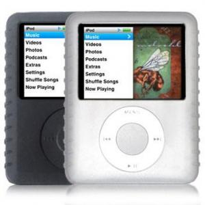 iCandy Silicone Cases for 3rd Generation iPod nano