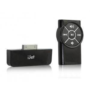 iJet RF Remote Control for iPod with Dock Connector