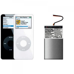 Newer Technology Replacement Battery for 1st Generation iPod nano