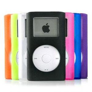 iSkin mini cases for iPod mini