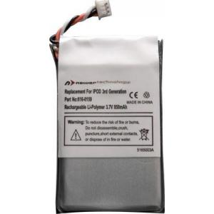 Newer Technology Replacement Battery for 3rd Gen iPod