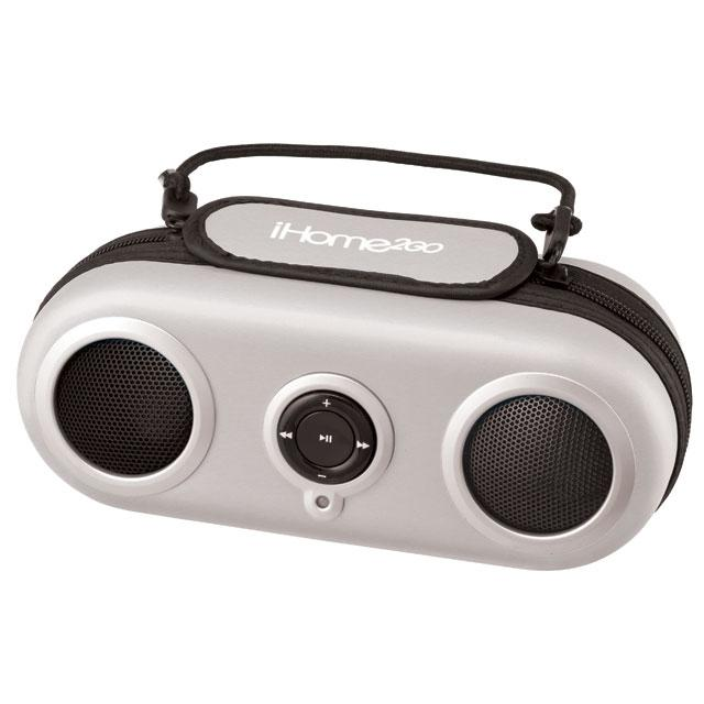 iHome iH13NS Colortunes Silver iPhone 5, iPad 3 Accessories
