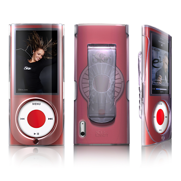 iskin duo cases for ipod nano 5g iphone 5 ipad 3. Black Bedroom Furniture Sets. Home Design Ideas