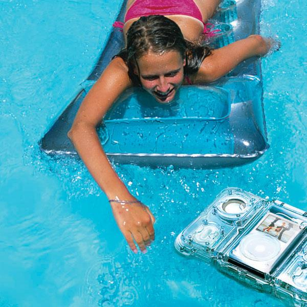 Ego Ice Waterproof Floating Ipod Speakers Iphone 5 Ipad 3 Accessories Ipad 3 Accessories Ipod