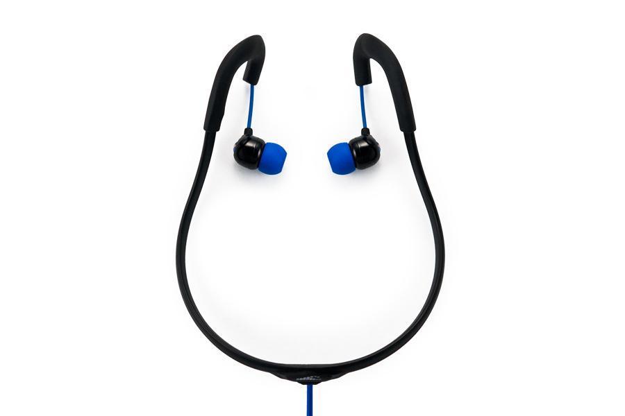 H2O Audio Surge Sportwrap Waterproof Headphones iPhone 5 ...