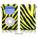 exo animals lemon zebra for 40GB/60GB ClickWheel iPod