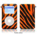 exo animals punkin zebra for 40GB/60GB ClickWheel iPod