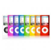 SwitchEasy Capsule Thins Crystal Case for iPod nano 4G
