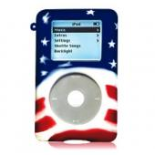 Red White & Blue Special Edition iPod case for 20GB/30GB iPod/iPod photo