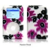 exo flowers passion floral for 20GB/30GB ClickWheel iPod