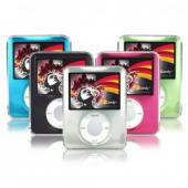 iCandy Brushed Metal and Acrylic Cases for 3rd Generation iPod nano