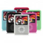 iCandy Jellies Silicone Cases for 3rd Generation iPod nano