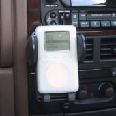 Vent Mount for iPhone and all iPods