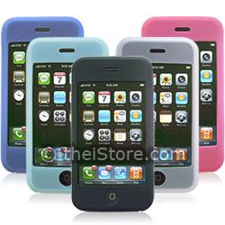iCandy iPhone case Silicone Cases for iPhone