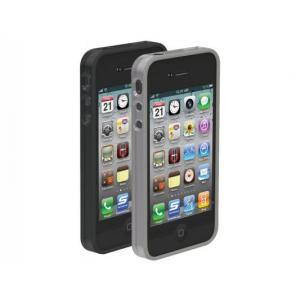 Scosche glosSEE 2-Pack Flexible Rubber Cases for iPhone 4 (AT&T)