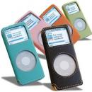 Covertec Luxury Leather Cases for 1st and 2nd Gen iPod nano