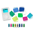 Xskn iShade TPU Screen Protectors for iPod and iPod mini