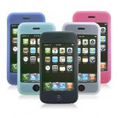 iCandy Silicone Cases for 1st Gen iPhone (EDGE)