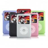 iCandy Silicone Cases for iPod classic